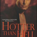 Hotter Than Hell Novel Cover