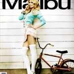 Marisa Miller Malibu cover page