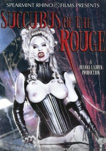 Succubus of the Rouge Front Cover