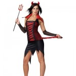 Icky Succubus Costume