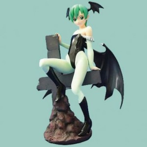 New Lilith Aensland Figurine?