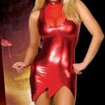 Shiny Succubi Costume
