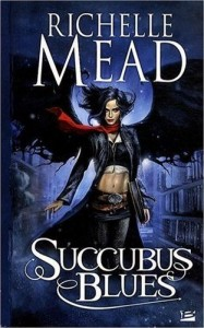 Succubus Blues French Cover