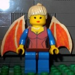 Lego Fall-from-grace by Justin Stebbins