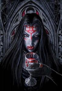 Succubus Vampire by Spiral Dark Arts