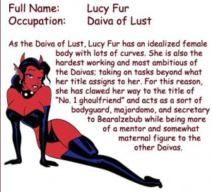 Lucy of Demonbear