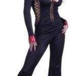 Black Succubus Costume
