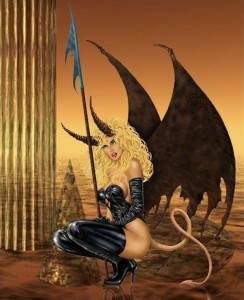 Succubus by Unknown Artist