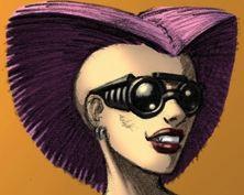Locus of the Online Comic series Locus