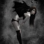 The Succubus by Haunting Visions