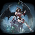 A Sophie The Succubus Christmas