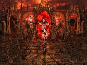 Demon' s Domain by MythArcana