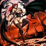 Agrat Bat Mahlat by Genzoman