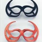 Devilish Domino Masks
