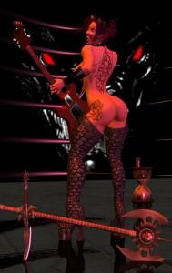 Gothrotic Riff by Grimslade