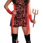 Hot Devil Costume