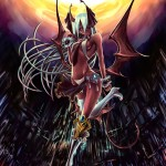 Anime Succubus by Unknown Artist