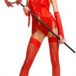 Deviltacky Costume