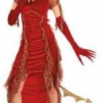 Cirque Du Soleil Diabla Devil Costume