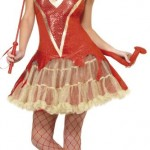 Fever Flamin Devil Fancy Dress Costume