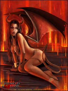 Succubus Chronicles of Blood