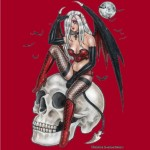 Troubled Memories Succubus T-shirt