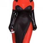Spastik Plastik Devil Girl Vinyl Figure