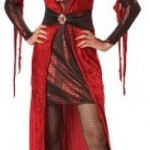 Seductive Devil Costume
