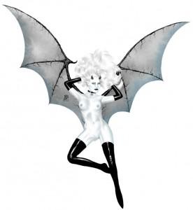 She-Devil by Kristoffer Frisk