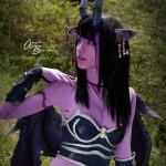 Warcraft Succubus by Tenshinosekai