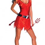 Devil Costume by Playboy