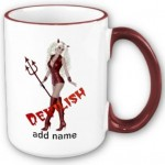 Devilish Coffee Mug