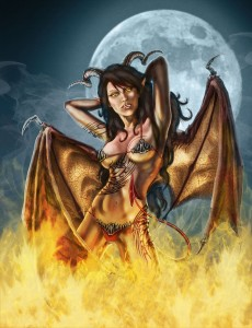 Succubus by Dean Spencer
