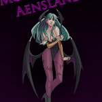 Morrigan Aensland Poster by mdavis2k8