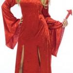 Shag Carpet Succubus Costume