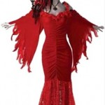 The Devil's Mistress Costume