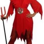 Lady Brimstone Costume