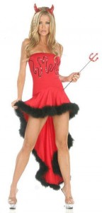 LIL DEVIL Halloween Costume