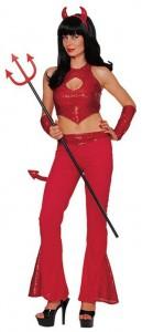 Devil Woman Halloween Costume