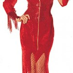 Sexy Devilish Pleasure Costume