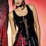 Black Devil Dress