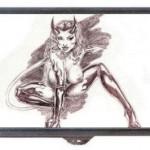 Devil Girl by Penny Silver