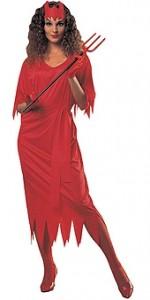 Devil Woman Costume