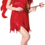 Sexy Devil Fairy Costume