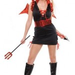 Lady Lucifer Costume