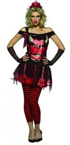 Faces Devils Costume