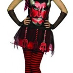 Faces Devils Costume