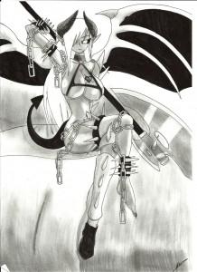 Queen of Hell by AceAken