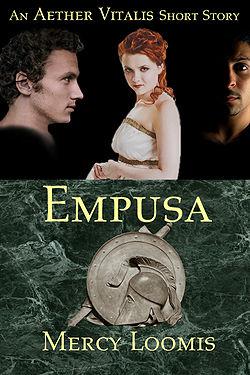 Empusa by Mercy Loomis