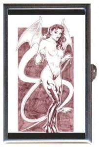 Devil Girl Case 3 by Penny Silver